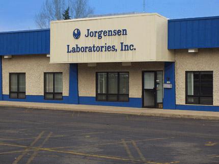 Jorgensen Labs Office