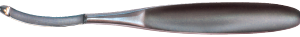 Tentome Knife, Blunt, Curved