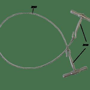 Gigli Wire Handle