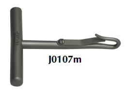 Modified Gigli Bone Saw Handle