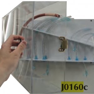 Endotracheal Tube Rack Clear