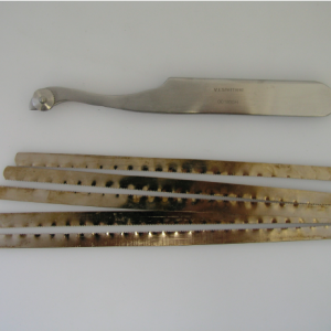 Adjustable Bone Saw, Extra Blades