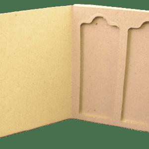 Micropscope Slide Holder/Mailer, 2 Slides