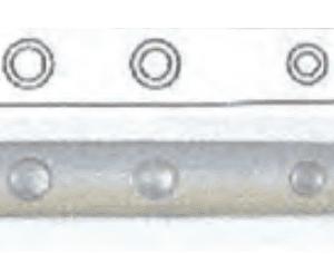 Locking/Carpal Arthodesis Plate  2./3.5