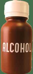 Alohol Dispenser, Plastic