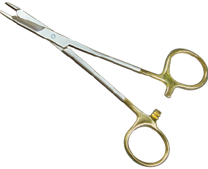 Aesculap AG, Olsen Hegar, Needle Holders  6 1/2""