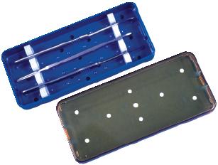 Sterilizing Tray, Knife Tray