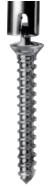 Suture Screw, Coritcal, 3.5mm x 20mm L
