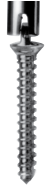 Suture Screw, Coritcal, 2.0mm x 10mm L