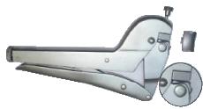 Bone Plate Pliers, Heavy-Duty