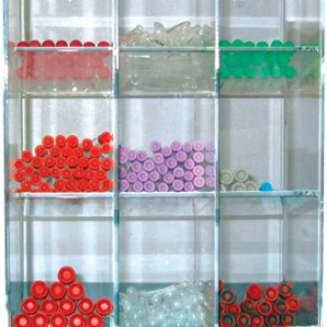 Acrylic Blood Tube Rack