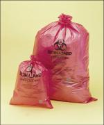 Biohazard Disposal Bags, 2-4 Gallon