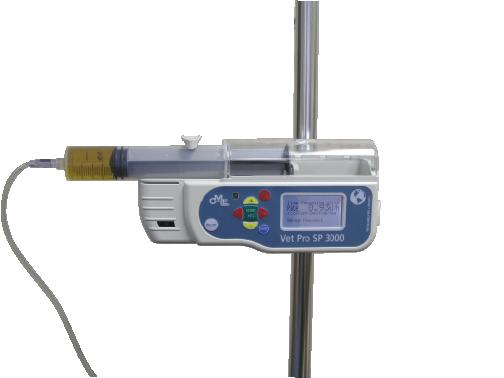 Automated Syringe Pump
