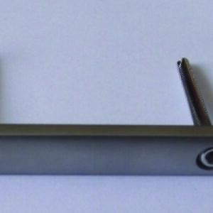 Evolox Biological Healing Plate, Buttress, 7 holes x 120mm