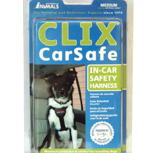 CLIX CarSafe Harness, Small