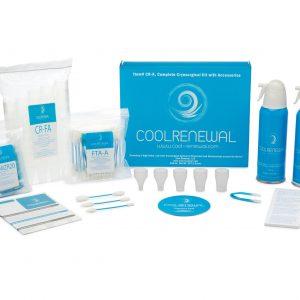 Cool Renewal, Cryosurgical Kit