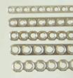 Cuttable Bone Plate  2.4mm holes  27 holes