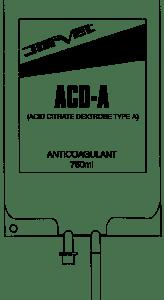 ACD-A (Acid Citrate Dextrose)