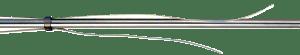 Isotoggle Button, w/ Slots, Medium 8mm