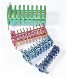 Cuttable TTA Cage, Titanium, 10.5mm x 26mm