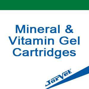 Mineral & Vitamin Gel Cartridge