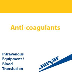Anti-coagulants