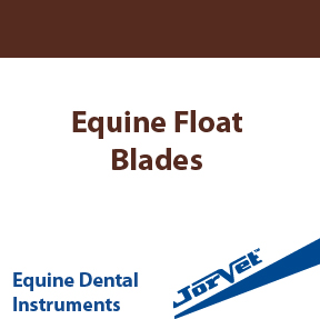 Equine Float Blades