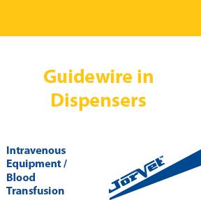Guidewire in Dispensers
