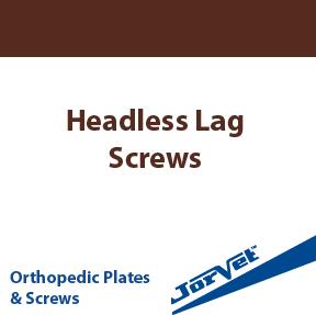 Headless Lag Screws
