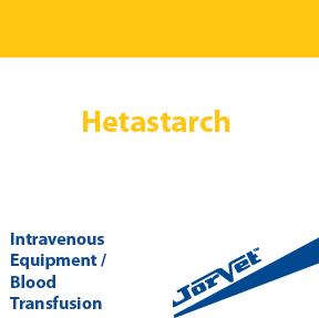 Hetastarch