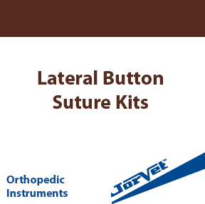 Lateral Button Suture Kits